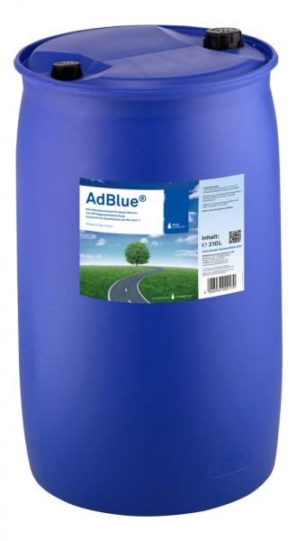 AdBlue® 210 Liter Fass